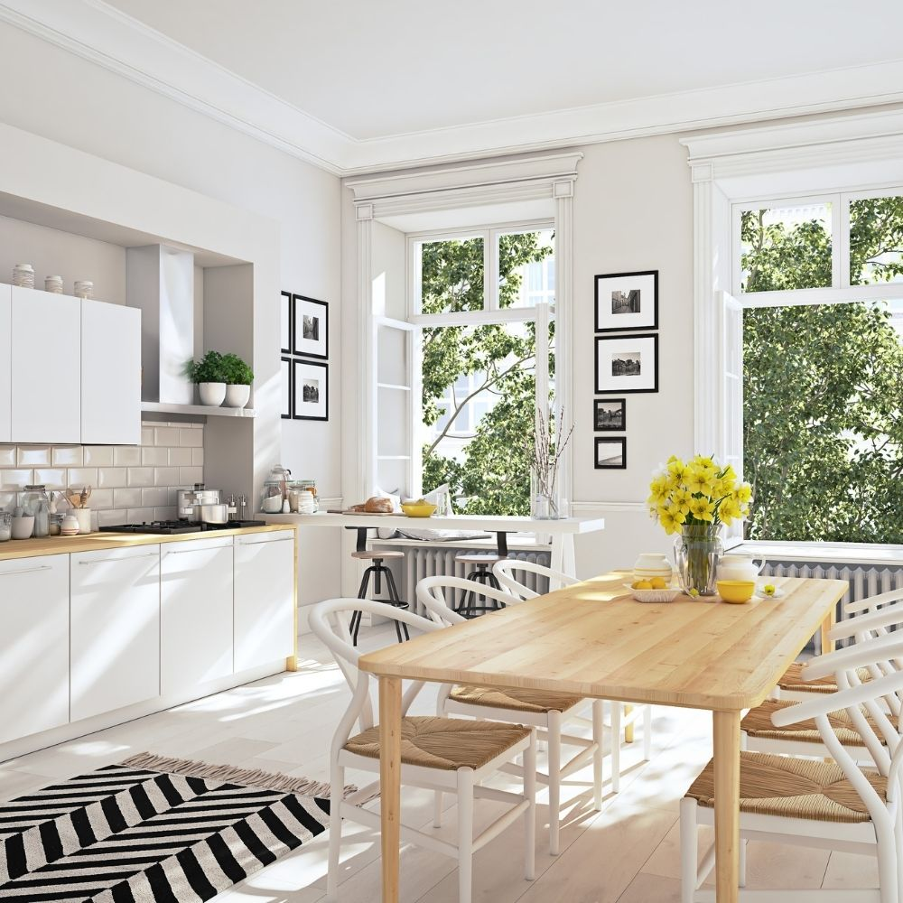 Ways To Keep Your Kitchen Cool During the Summertime