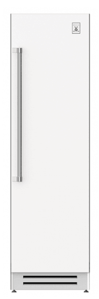 "Load image into Gallery viewer, Hestan KFCR24WH 24"" Column Freezer - Right Hinge - White / Froth"