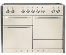 Load image into Gallery viewer, Aga AMC48INIVY 48In Mercury Electric Induction Range - Ivory
