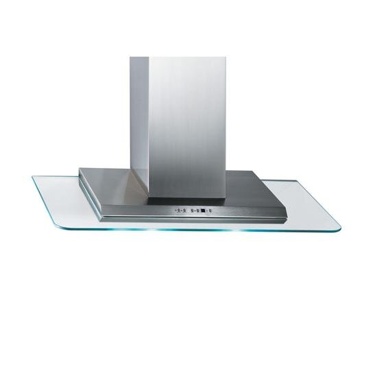 "Load image into Gallery viewer, Best Range Hoods WC26E36SB 36"" Stainless Steel Range Hood With External Blower Options"