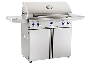 Load image into Gallery viewer, American Outdoor Grill 36NCL00SP Cooking Surface 648 Sq. Inches Portable Grill W/O Rotisserie - Natural Gas