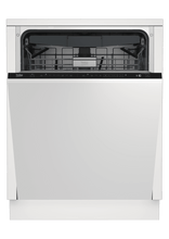 Load image into Gallery viewer, Beko DIT38530 Tall Tub Dishwasher, 16 Place Settings, 45 Dba, Fully Integrated Panel Ready