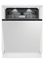 Load image into Gallery viewer, Beko DIT39432 Tall Tub Dishwasher, 16 Place Settings, 39 Dba, Fully Integrated Panel Ready