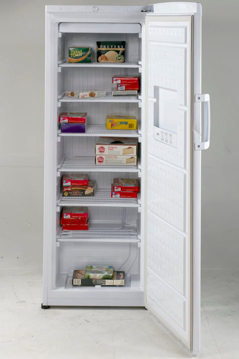 Load image into Gallery viewer, Avanti VF93Q0W 9.3 Cu. Ft. Vertical Freezer - White