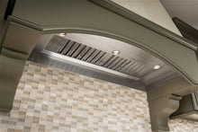 "Load image into Gallery viewer, Best Range Hoods PKEX2239 36-1/2"" Stainless Steel Built-In Range Hood For Use With External Blower Options 300 To 1650 Max Cfm"