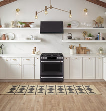 "Load image into Gallery viewer, Cafe CGS700P3MD1 Café 30"" Smart Slide-In, Front-Control, Gas Range With Convection Oven"