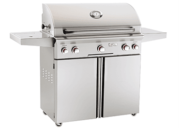 Load image into Gallery viewer, American Outdoor Grill 30NCT00SP Cooking Surface 540 Sq. Inches Portable Grill W/O Rotisserie - Natural Gas