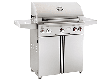 Load image into Gallery viewer, American Outdoor Grill 24NCT00SP Cooking Surface 432 Sq. Inches Portable Grill W/O Rotisserie - Natural Gas