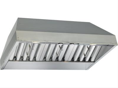"Load image into Gallery viewer, Best Range Hoods CP34I369SB 34-3/8"" Stainless Steel Built-In Range Hood With 290 Max Cfm Internal Blower"