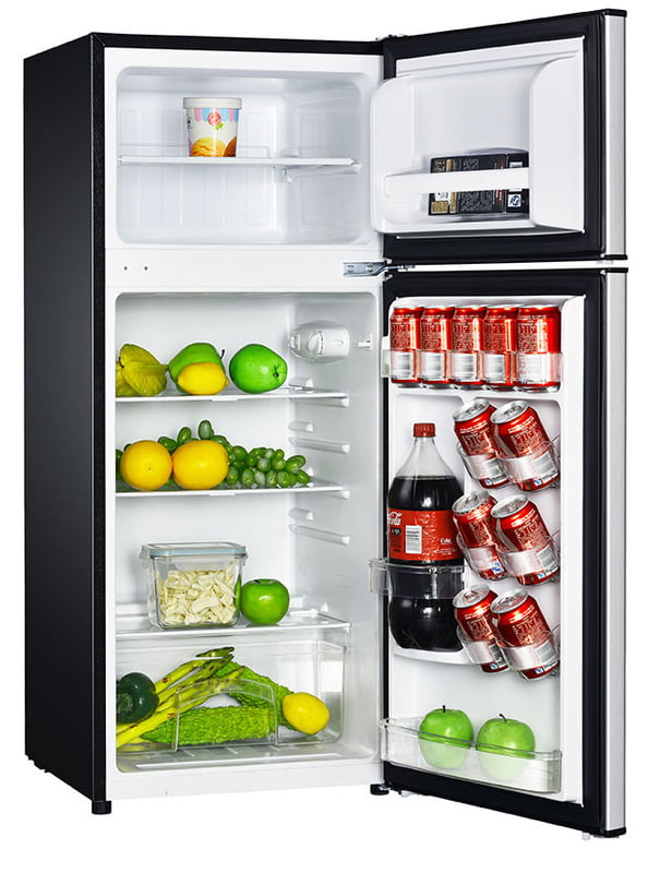Load image into Gallery viewer, Avanti RA45B3S 4.5 Cu. Ft. Two Door Refrigerator