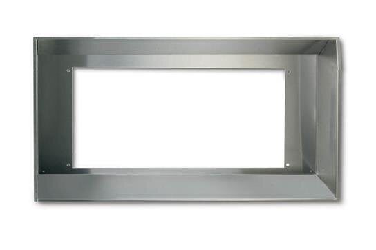"Load image into Gallery viewer, Best Range Hoods L4554S 54"" Stainless Steel Liner For Pik45 Insert"