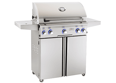 Load image into Gallery viewer, American Outdoor Grill 30NCL Cooking Surface 540 Sq. Inches Portable Grill - Natural Gas