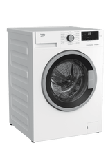 "Load image into Gallery viewer, Beko BWM7200X 24"" Front-Load 1.94 Cu Ft Washer"