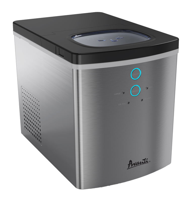 Load image into Gallery viewer, Avanti IM1213SIS Portable Countertop Ice-Maker