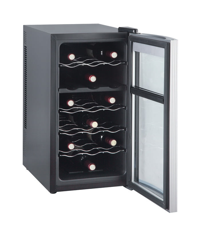 Load image into Gallery viewer, Avanti EWC18N2PD 18 Bottles Thermoelectric Wine Cooler