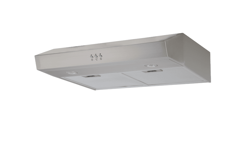 "Load image into Gallery viewer, Avanti RH24P3S 24"" Under Cabinet Ducted Range Hood"