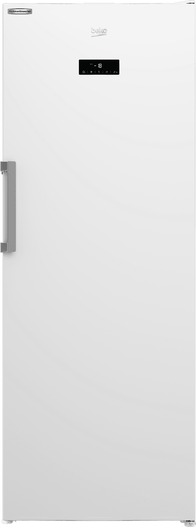 "Load image into Gallery viewer, Beko BUFR2715WH 28"" White Upright Freezer"