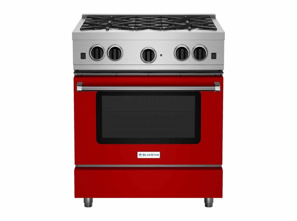 "Load image into Gallery viewer, Bluestar RCS30SBV2 30"" Culinary Series (Rcs) Sealed Burner Range"