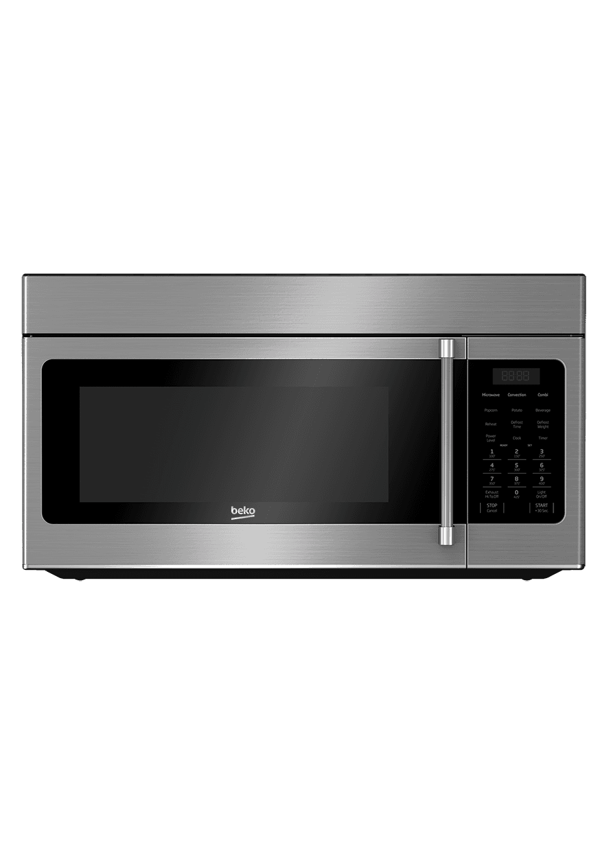 Load image into Gallery viewer, Beko MWOTR30200CSS 1.5 Cu Ft Over The Range Microwave Oven