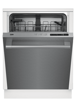 Load image into Gallery viewer, Beko DDT25401X Tall Tub Stainless Dishwasher, 14 Place Settings, 48 Dba, Top Control