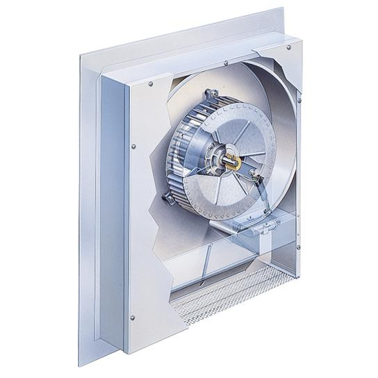 "Load image into Gallery viewer, Best Range Hoods EB6 665 Max Cfm Exterior Blower For 10"" Round Ducts"