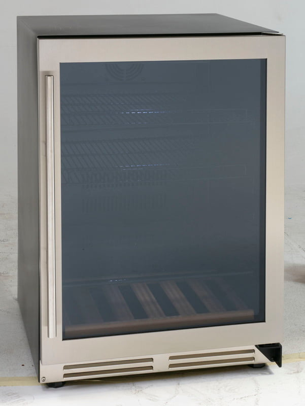 "Load image into Gallery viewer, Avanti BCF54S3S 24"" Designer Series Beverage Cooler"