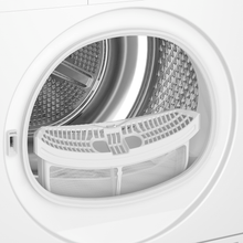 "Load image into Gallery viewer, Beko HPD24412W 24"" Front-Load Heat Pump Ventless Dryer"