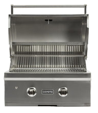 "Load image into Gallery viewer, Coyote C1C28LP 28"" C-Series Grill"