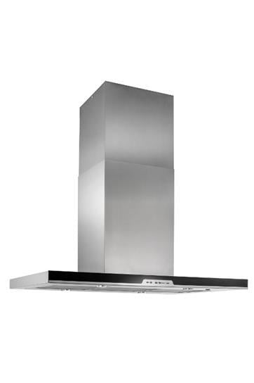 "Load image into Gallery viewer, Best Range Hoods IC34E100SB Ic34 - 39-3/8"" X 27-5/8"" Stainless Steel Island Range Hood With A Choice Of Iq6, External Or In-Line Blowers, 300 To 1650 Max Cfm"