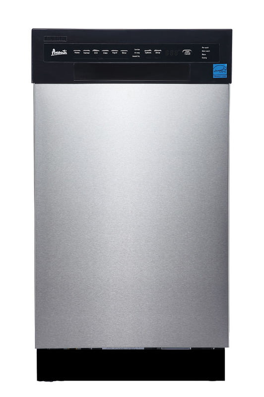 Load image into Gallery viewer, Avanti DW1833D3SE Built-In Dishwasher - Stainless Steel