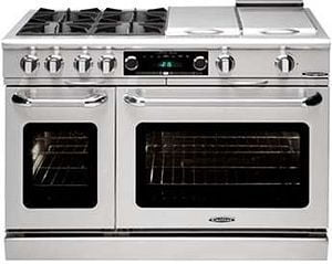 "Load image into Gallery viewer, Capital CGSR484G2 Culinarian 48"" Gas Self Clean Range"