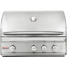 Load image into Gallery viewer, Blaze Grills BLZ3PRONG Blaze Professional 34-Inch 3 Burner Built-In Gas Grill With Rear Infrared Burner, With Fuel Type - Natural Gas