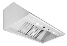 "Load image into Gallery viewer, Capital PSVH48 Performance Series 48"" Ventilation Hood"