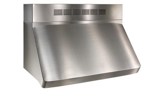 "Load image into Gallery viewer, Best Range Hoods WP29M484SB Centro - 48"" Stainless Steel Pro-Style Range Hood With 300 To 1650 Max Cfm Internal/External Blower Options"