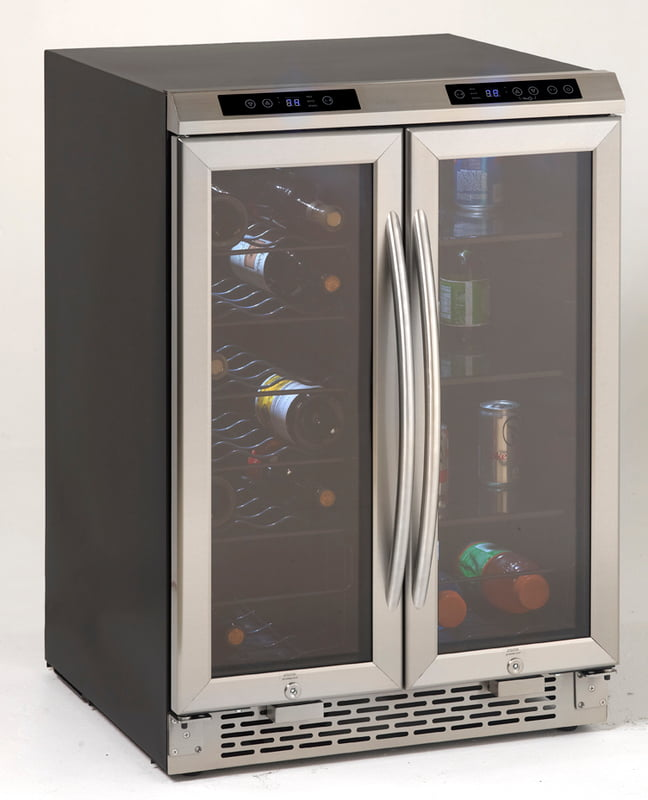 Load image into Gallery viewer, Avanti WBV19DZ Side-By-Side Dual Zone Wine/Beverage Cooler