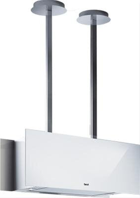 Load image into Gallery viewer, Best Range Hoods IC35I90W Secret - Model Ic35I90W - Stainless And White Glass