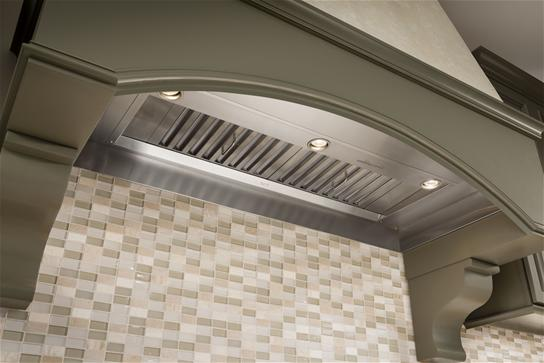 "Load image into Gallery viewer, Best Range Hoods PK2239 36-1/2"" Stainless Steel Built-In Range Hood With Iq1200 Dual Blower System, 1100 Cfm"