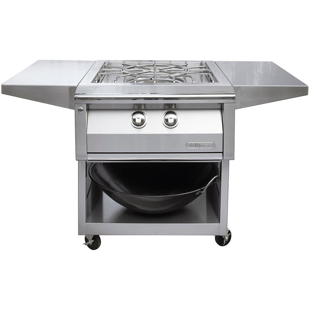 "Load image into Gallery viewer, Alfresco AXEVPC 24"" Cart For Versapower Cooker"