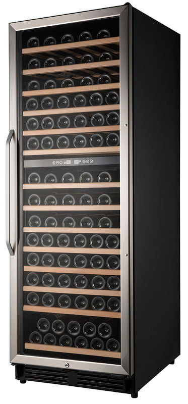Load image into Gallery viewer, Avanti WCF148DE3S 148 Bottles Wine Cooler - Dual Zone