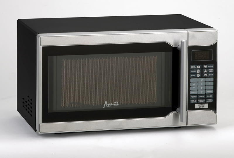 Load image into Gallery viewer, Avanti MO7103SST 0.7 Cf Touch Microwave - Black Cabinet W/Stainless Steel Front