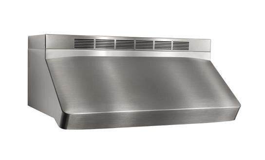 "Load image into Gallery viewer, Best Range Hoods UP27M30SB Up27 - 30"" Stainless Steel Pro-Style Range Hood With Internal/External Blower Options, 300 To 1650 Max Cfm"