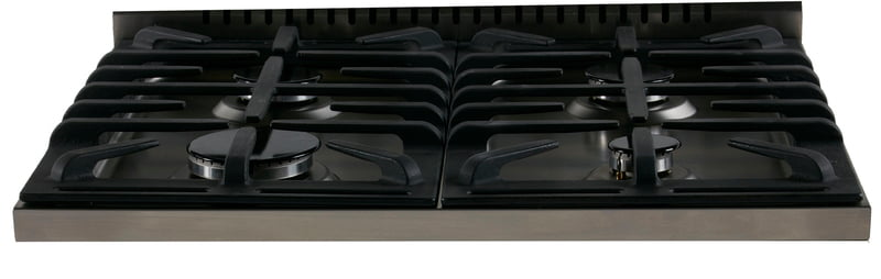 "Load image into Gallery viewer, Avanti DGR24P3S 24"" Deluxe Gas Range - Elite Series"