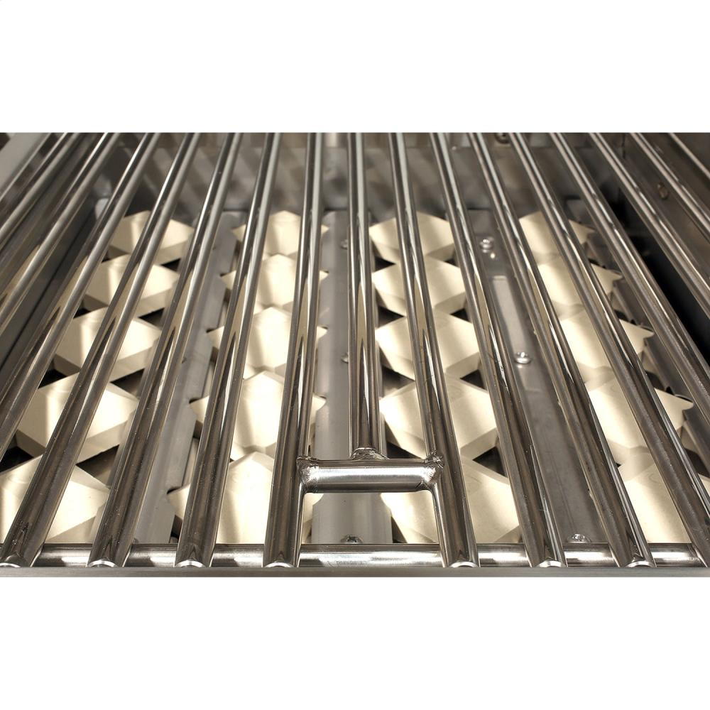 "Load image into Gallery viewer, Alfresco ALXE56LP 56"" Standard Grill With Side Burner Built-In"