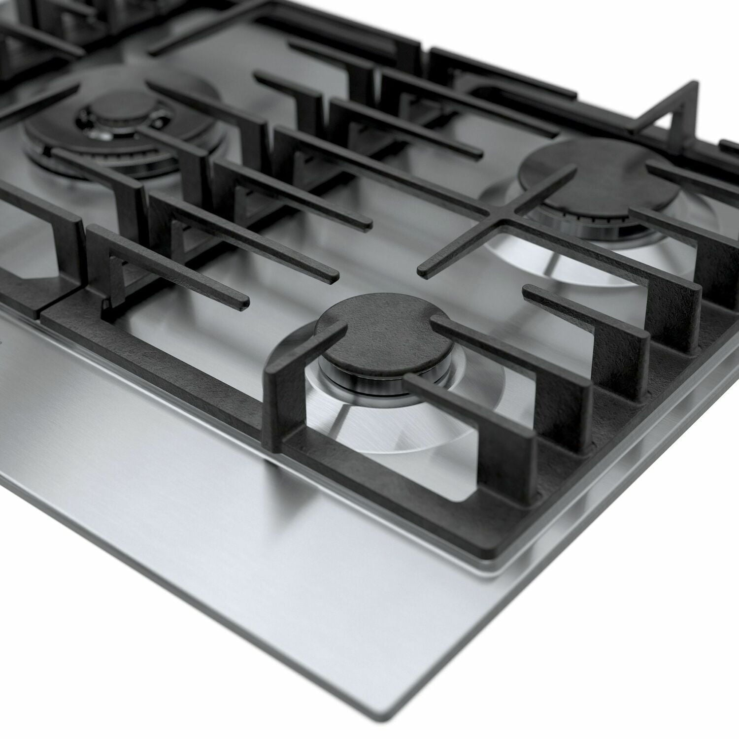 Load image into Gallery viewer, Bosch NGM8657UC 800 Series Gas Cooktop 36'' Stainless Steel Ngm8657Uc