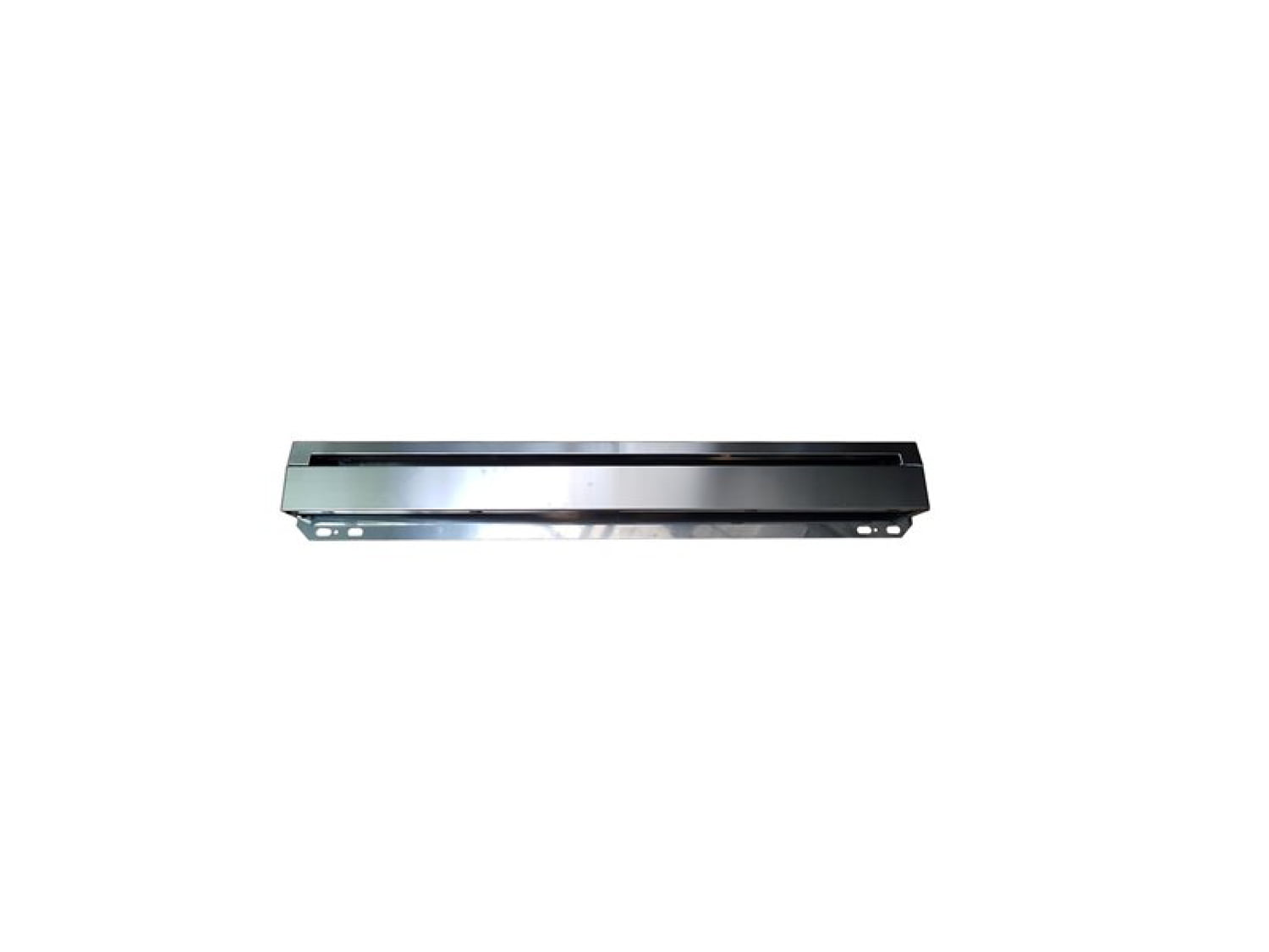 "Load image into Gallery viewer, Bertazzoni BGH24 4"" Backguard For 24"" Ranges Stainless Steel"