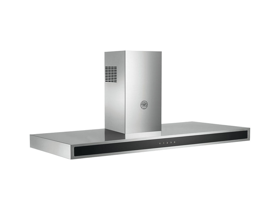 "Load image into Gallery viewer, Bertazzoni KG48CONX Limited Stock - 48"" Wall Hood 600 Cfm - See Kg48X"