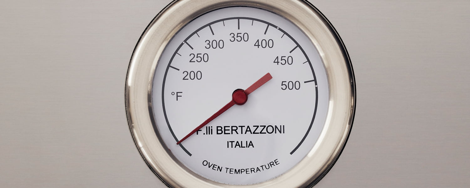 Load image into Gallery viewer, Bertazzoni PROF304GASBIT 30 Inch All Gas Range, 4 Brass Burner Bianco