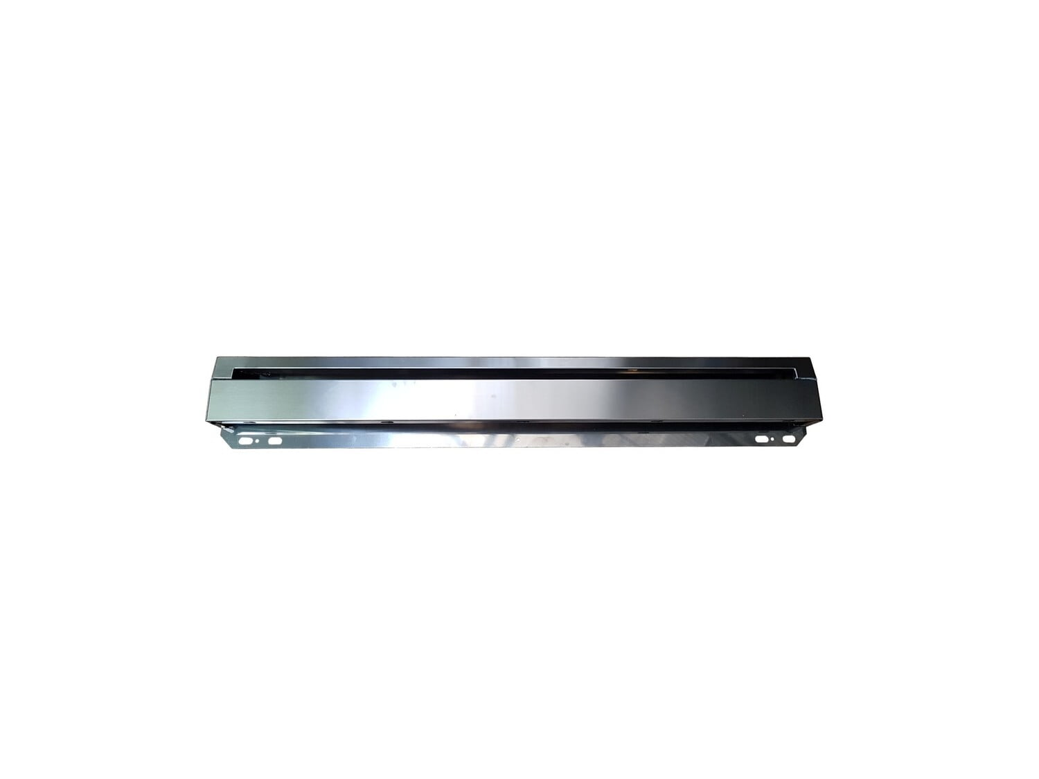 "Load image into Gallery viewer, Bertazzoni BGH36 4"" Backguard For 36"" Ranges Stainless Steel"