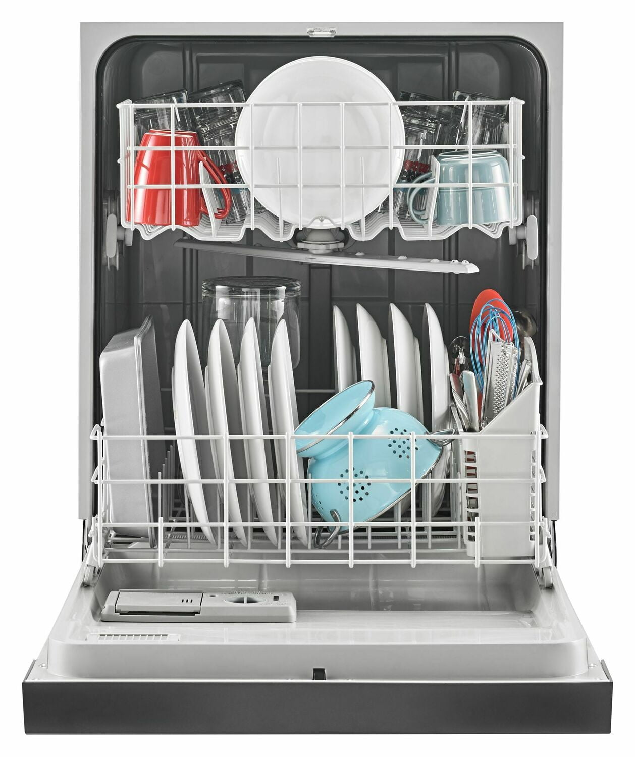 Load image into Gallery viewer, Amana ADB1400AGS Dishwasher With Triple Filter Wash System - Stainless Steel