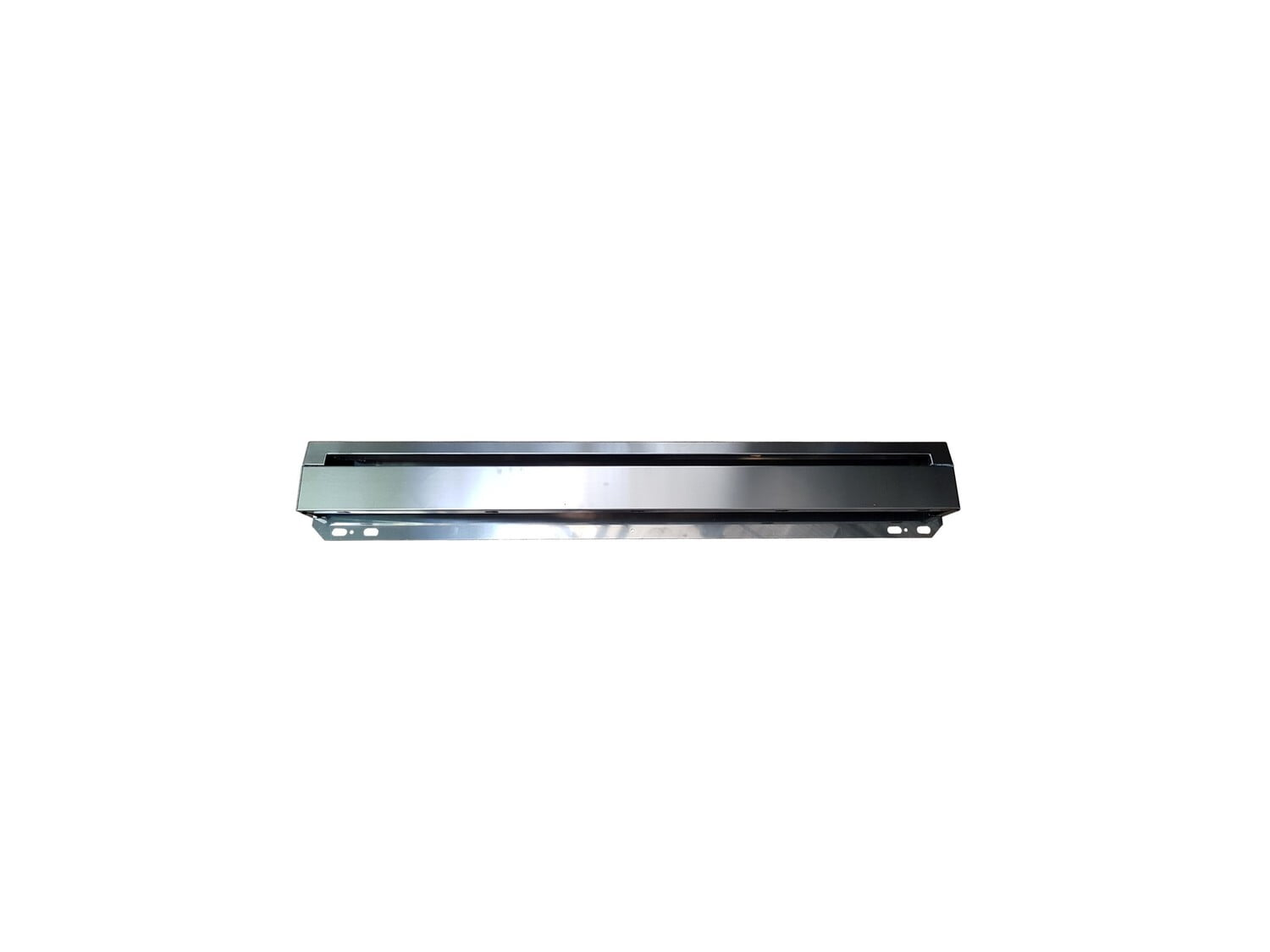 "Load image into Gallery viewer, Bertazzoni BGH30 4"" Backguard For 30"" Ranges Stainless Steel"